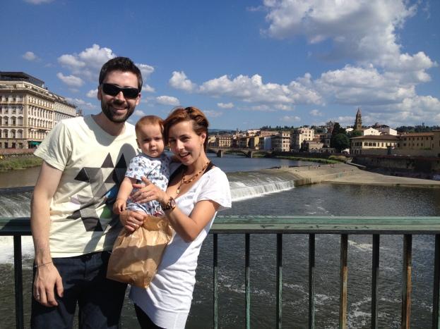david vazquez y familia